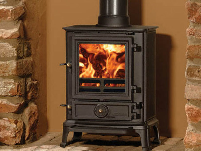 Brunel 1a Cast Iron Stove