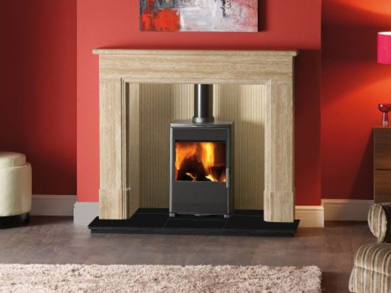 Sirius 450 Glass Cleanburn Stove