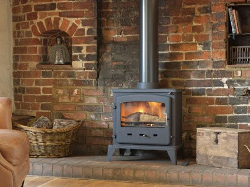 Sirius 545 Original Multi Fuel Clean Burn Stove