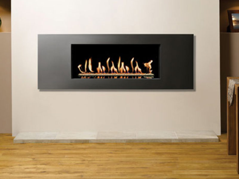Studio Verve Built in Gas Fire