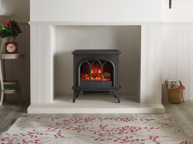 Gazco Huntingdon Electric Stove