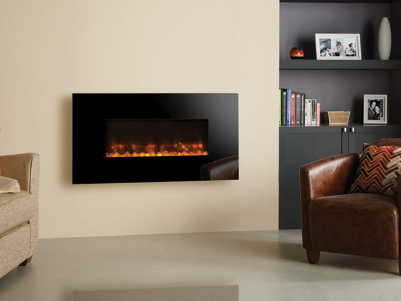 Gazco Radiance Glass Electric Fire
