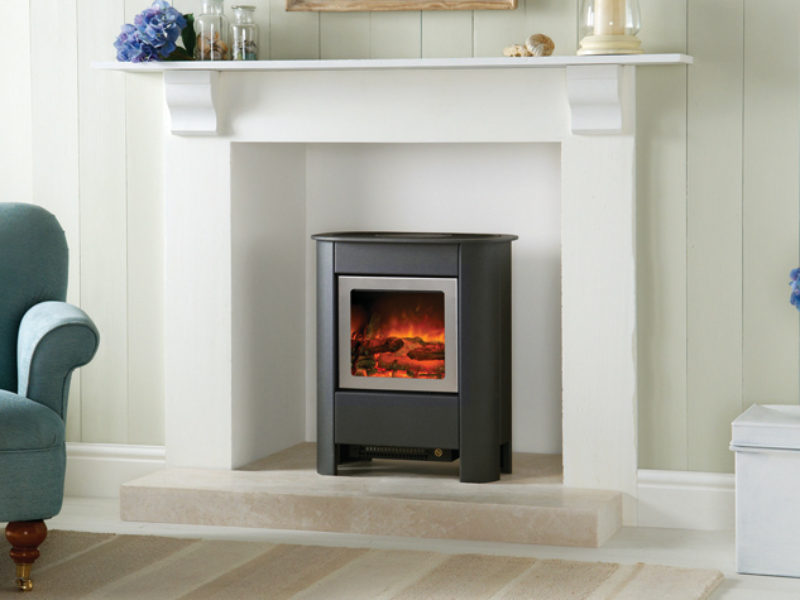 Gazco Steel Manhattan Electric Stove