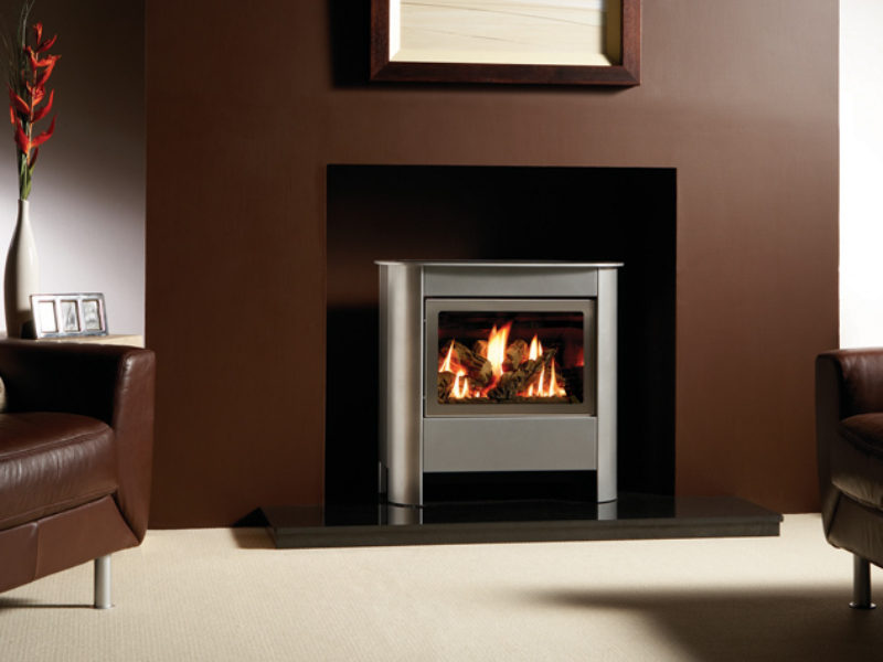 Gazco Steel Manhattan Gas Stove