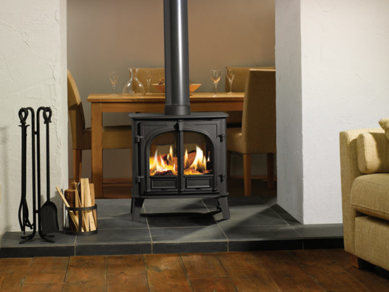 Stovax Stockton Double Sided Stove