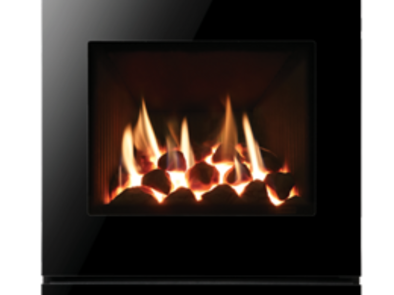 Gazco Logic Designio2 Glass Inset Gas Fire