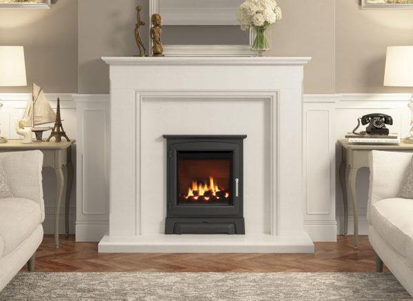 Eternia Marble Fireplace