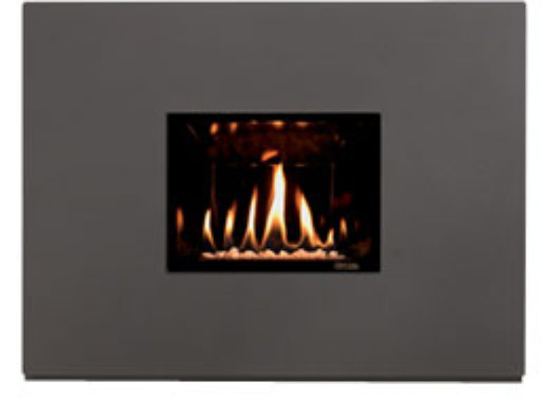 Gazco Logic Steel Inset Gas Fire