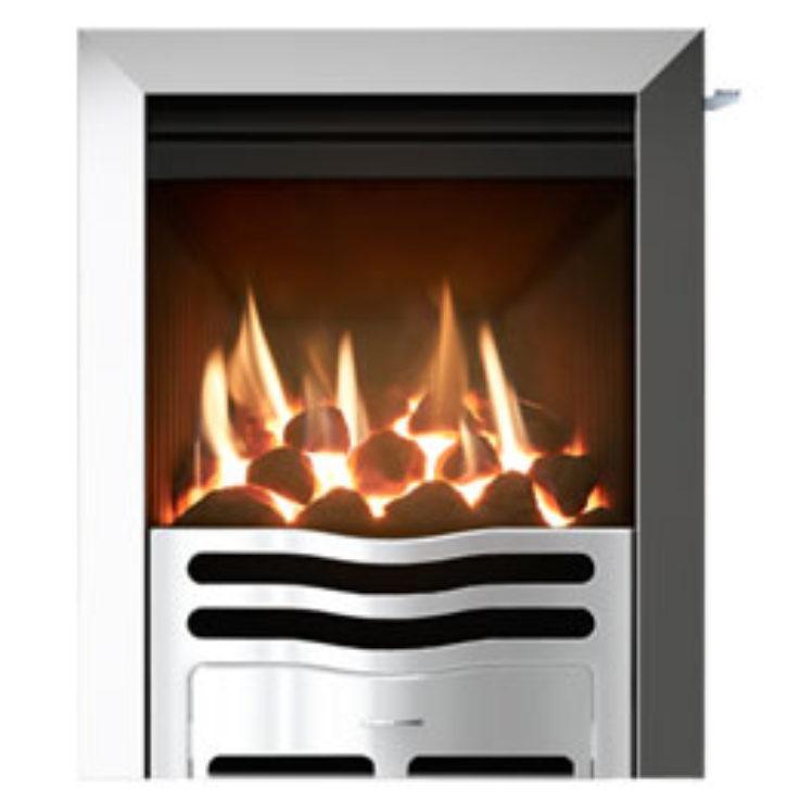 Gazco Logic Wave Inset Gas Fire