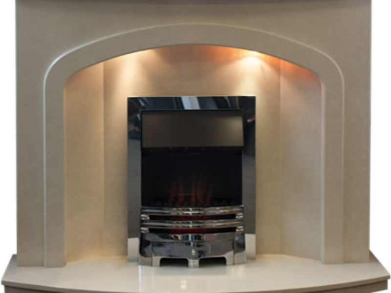 Qasim Glasgow Fireplace