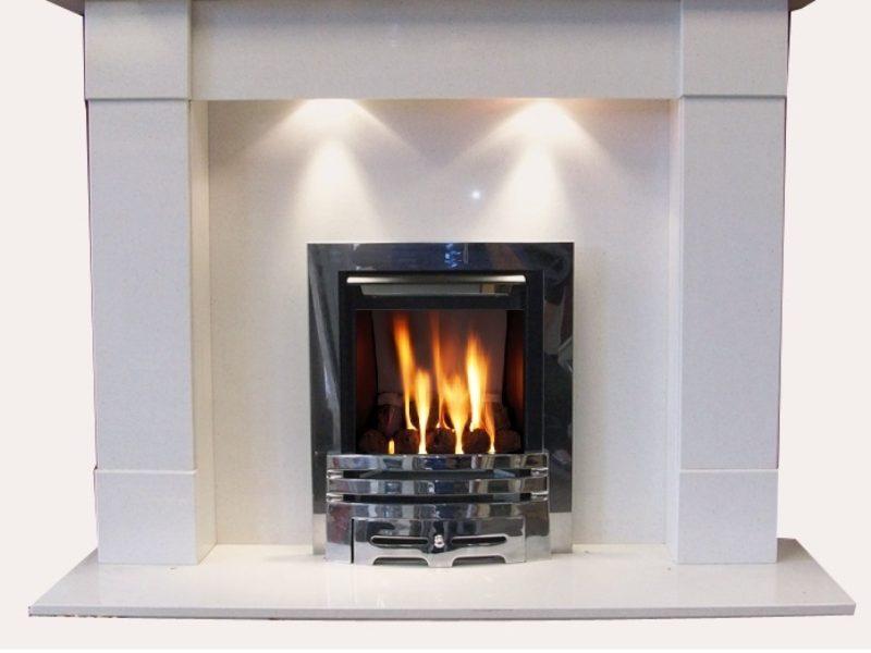 Qasim Nice Fireplace