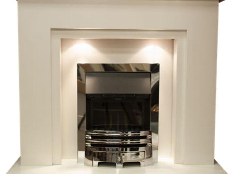 Qasim Pasific Fireplace
