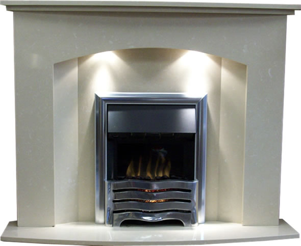 Qasim Paris Fireplace